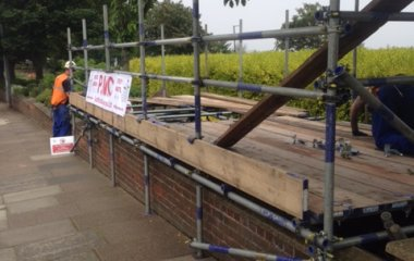 commercial-scaffolding-providing-media-platforms-for-armed-forces-day