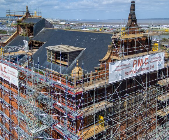 Conservation and Restoration Scaffolding