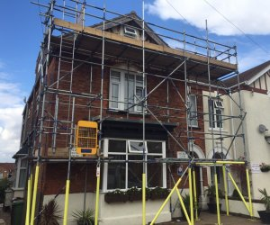 About PMC Scaffold - Residential Scaffold